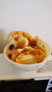ペルーのパンの代わり!カチャンガの写真