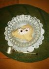コーヒー味のヨーグルトムース