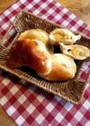 贅沢な味わい*くりーむパン*
