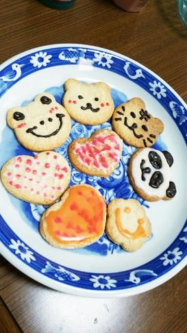 さくさく美味しいアイシングクッキー