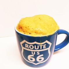 マグカップとHMでカップケーキ