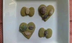 緑茶deクッキー