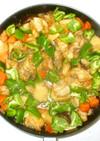 鶏もも肉と野菜の煮物♪簡単砂糖なし