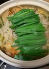 手作り鶏団子入りキムチ鍋。