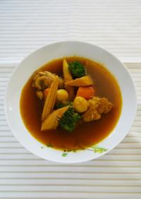 スープカレー(北海道の郷土料理)