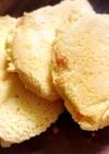 素朴な味☆コーンフラワースフレパンケーキ