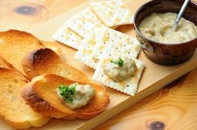 ふきのとうとクリームチーズのディップ
