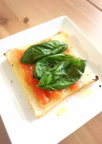 自宅で簡単☆イタリアントースト サンド