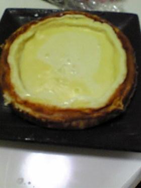 簡単!チーズケーキ