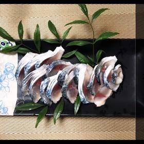 美味しい☆昆布しめ鯖☆