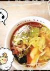 マクロビ☆つくしの重ね煮&春スープ