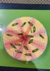 海老の押し寿司