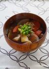 のっぺい汁(日本各地に伝わる郷土料理)
