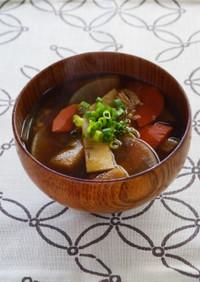 のっぺい汁(新潟の郷土料理)