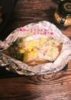 鮭のマヨマスタードホイル焼き