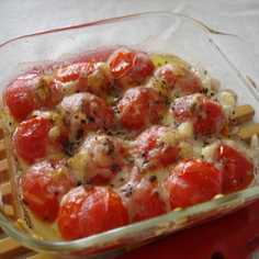 ミニトマト★オーブントースター焼き