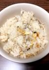 風味豊か☆あさりと舞茸の炊き込みご飯