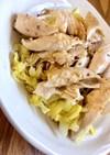 棒棒鶏(バンバンジー)風 ささ身サラダ
