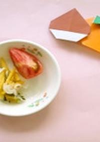 柿なます@つくば市幼児食