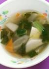 のっぺい汁@つくば市幼児食