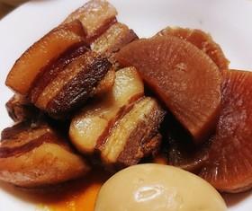 簡単なのに美味しい!豚の角煮♡