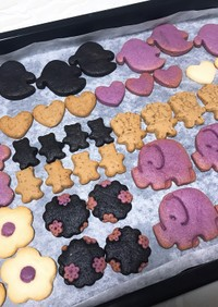 ズボラな私の簡単☆基本の型抜きクッキー