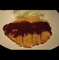 食べてみりん♬︎三河八丁味噌カツ!