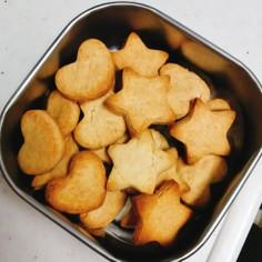 HMで豆乳おからクッキー