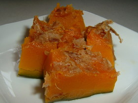 かぼちゃの炊いたん