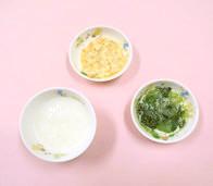 野菜マッシュ②@つくば市離乳食