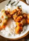 弁当に高野豆腐でドライカレー&炒め丼