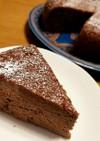 炊飯器で簡単♪チョコレートケーキ