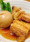 とろホロ豚の角煮(圧力鍋・ノンアル)