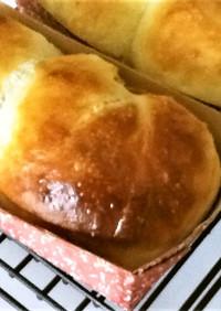 U字成形で簡単成形 基本の食パン