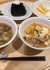 宮城の芋煮汁(せんだいこども食堂)