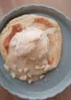 ヨーグルト100%もっちりパンケーキ