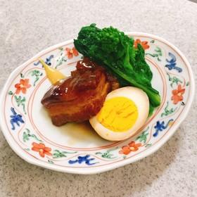 炊飯器で簡単!トロトロ角煮♡
