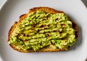 アボカドギー・トーストの写真