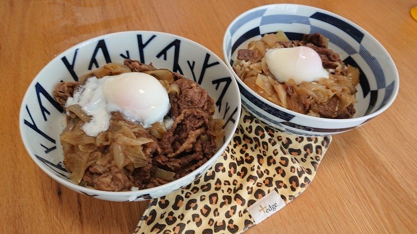 牛丼〔ホットクック〕