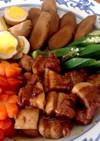 豚バラ肉の角煮風 (電気圧力鍋で)