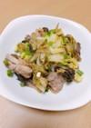 病みつき!鶏モモ肉と春キャベツの蒸し煮