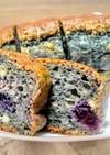 HM ★ ブルーベリーパウンドケーキ