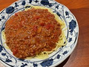 ◇ ミートソース スパゲッティの写真