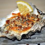 ピーカン入り牡蠣グラタンの写真