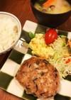 簡単☆ひじき☆豆腐ハンバーグ