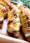 チーズウインナーパイ