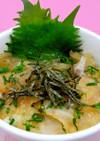 鯛の刺身で作る!簡単みそ漬け丼