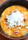 豚バラ肉と玉ねぎのピリ辛味噌煮込み