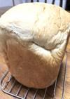 糖質制限☆強力粉50%offふすまパン