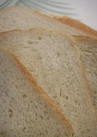 簡単!HBで☆バナナ&ミルク食パン
